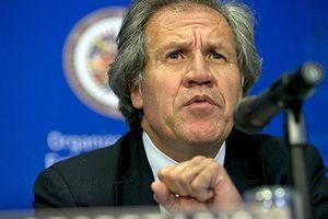 Tổng thư ký OAS để ngỏ khả năng can thiệp quân sự, Venezuela bình luận gì?