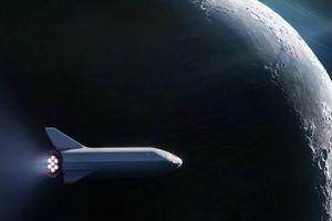SpaceX khoe bán vé du lịch quanh Mặt trăng cho một đại gia bí ẩn