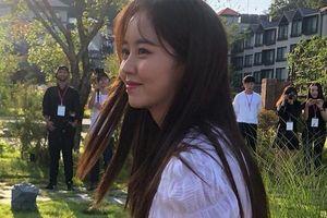 'Sao nhí' Kim So Hyun vẫn xinh xuất sắc qua camera thường