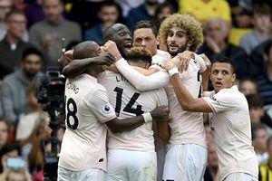 Clip: Lukaku lập công, M.U thắng 'toát mồ hôi' trước Watford