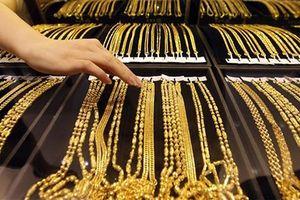 Giá vàng giảm tuần thứ 3 liên tiếp