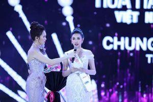 Top 5 Hoa hậu Việt Nam lúng túng với câu hỏi ứng xử 4.0