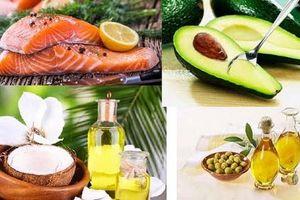 Những chất béo có lợi cho sức khỏe