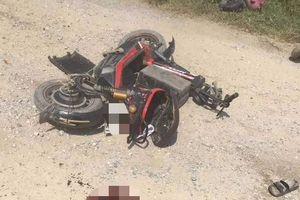 Hải Dương: Va chạm với xe tải, nữ sinh 16 tuổi tử vong thương tâm