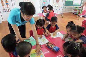 Bình Định: Thiếu trầm trọng giáo viên mầm non, mẫu giáo