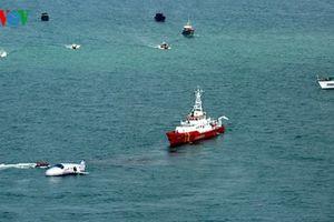 Tàu cứu nạn mới sẽ có sân bay trực thăng riêng, chịu được bão cấp 9