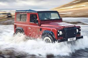 'Huyền thoại SUV' Land Rover Defender sắp hồi sinh, nhiều người sẽ thích mê