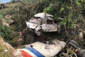 TNGT 13 người chết ở Lai Châu: Tài xế liên tục hét 'tránh ra'