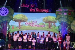 Diễn viên Quyền Linh, hoa hậu Lưu Ly đồng hành cùng 'Chia sẻ yêu thương'