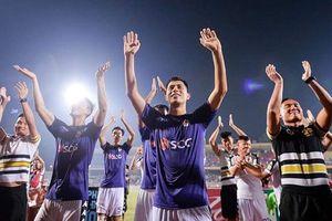 Chủ tịch FIFA chúc mừng CLB Hà Nội lần thứ tư vô địch V-League