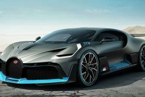 Bugatti đang phát triển thêm ít nhất ba phiên bản khác của Chiron