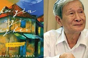 Tiểu thuyết viết về Hà Nội những năm khốn khó đoạt giải 'Sách hay' 2018