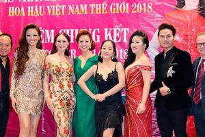 Dàn sao Việt Nam, hải ngoại tề tựu tại Thanks Party Ms Vietnam New World 2018