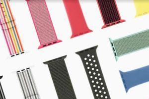 Apple Watch Series 4 vẫn tương thích với dây đeo trên thị trường