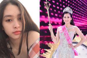 Mặt mộc 'nhìn là yêu' của Hoa hậu Việt Nam 2018 - Trần Tiểu Vy