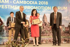 BenThanh Tourist đạt Top 10 doanh nghiệp tiêu biểu Asia 2018