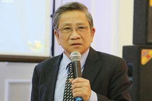 GS Nguyễn Minh Thuyết: 'Xu thế của thế giới là một chương trình nhiều bộ SGK'