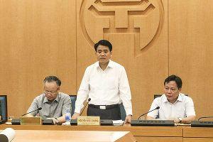 Hà Nội: Không chủ quan với hoàn lưu bão Mangkhut