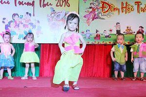 200 người mẫu 'nhí' góp mặt tại nhạc hội 'Vầng trăng tuổi thơ'