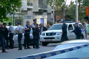 Cảnh sát bị thương trong một vụ tấn công bằng dao tại Bỉ