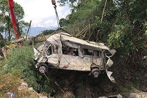 Vụ 13 người chết vì TNGT ở Lai Châu: Bài học lớn cho các lái xe khi đổ đèo, xuống dốc