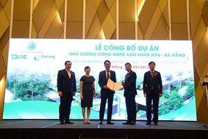 Đầu tư 1.000 tỷ đồng dự án Nhà xưởng đầu tiên tại Khu công nghệ cao Đà Nẵng
