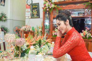 Hoa hậu Đặng Thu Thảo làm lễ đính hôn tại quê Cần Thơ