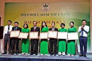 Hiệp hội Cao su VN tổ chức Đại hội nhiệm kỳ V