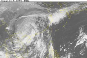 Vì sao siêu bão Mangkhut 'né' Việt Nam và có hướng đi khác hẳn kịch bản dự báo?