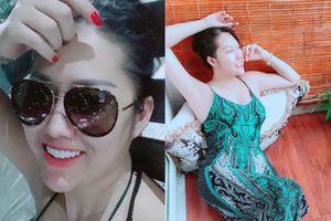 Phi Thanh Vân gợi cảm như gái 18, 'thả thính': 'Em về nhà để yêu'