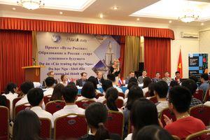 Việt Nam-LB Nga thúc đẩy hợp tác trong lĩnh vực giáo dục-đào tạo