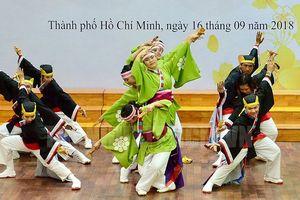 Ngày hội Việt - Nhật tại TPHCM