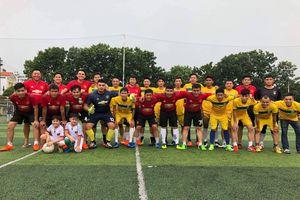 Đá Không Đánh FC hòa Chelsea SG All Stars 4-4 trong trận cầu thiện nguyện
