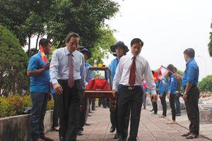 Quảng Bình – Khăm Muộn (Lào): Phối hợp tìm kiếm quy tập mộ liệt sĩ