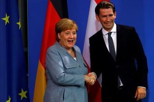 Áo và Đức nỗ lực ngăn chặn Brexit 'cứng'
