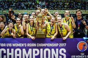 Lịch thi đấu, dự đoán tỷ số vòng loại U.16 nữ châu Á