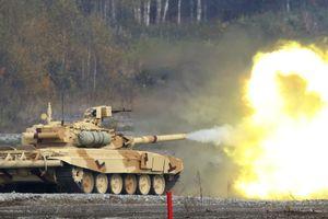 Sức mạnh quân sự Nga phô diễn trong tập trận Vostok 2018