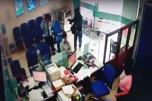 Cướp ngân hàng ở Tiền Giang: Đã bắt được nghi phạm