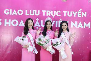 Á hậu 1 HHVN 2018 Bùi Phương Nga: 'Hoa hậu là người đẹp nhất'