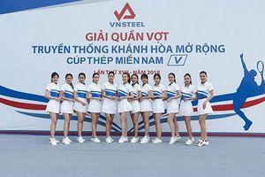 Giải quần vợt truyền thống mở rộng Khánh Hòa – Cúp Thép Miền Nam