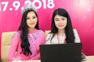 Hoa hậu Trần Tiểu Vy: 'Tôi đủ bản lĩnh để vượt qua cám dỗ'