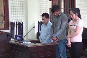Nghệ An: Đôi tình nhân ôm 4kg ma túy lĩnh án chung thân