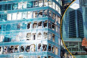 Cận cảnh khách sạn 5 sao đổ nát, Hong Kong hoang tàn sau siêu bão Mangkhut