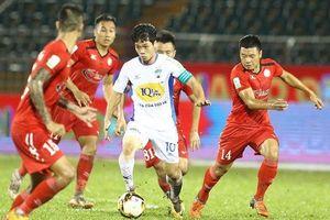 Vòng 22 V-League: Cú sốc ở Sài thành