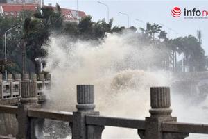 Thiệt hại do siêu bão Mangkhut tấn công Philippines và Trung Quốc
