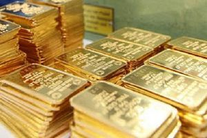 Vàng đứng giá sau hai phiên giảm