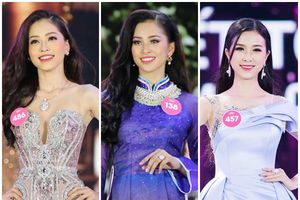 Cộng đồng mạng nói gì về Tân Hoa hậu Việt Nam 2018 Trần Tiểu Vy?