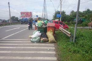Ngộ độc chất thải trong lúc thu gom rác, 3 công nhân nhập viện cấp cứu