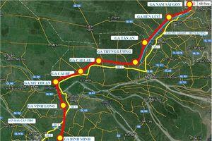 TP.HCM muốn quy hoạch tuyến đường sắt 5 tỉ USD đi Cần Thơ
