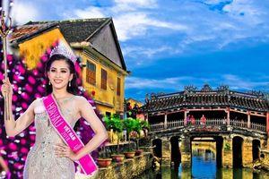 Hoa hậu Trần Tiểu Vy sẽ được vinh danh tại quê nhà Hội An